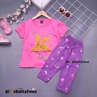 Setelan Olivia uk 2-7 Tahun / Ekspor Quality - Baju Anak Perempuan