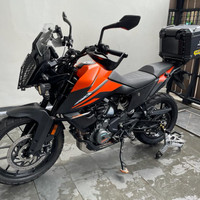 KTM 390 Adventure 2021 Mint Condition / Full Acc Adv