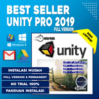 UNITY PRO 2020 Terbaru Full Version Software Game Engine 3D Android