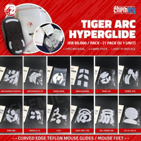 Tiger Arc Gaming Mouse Feet Hyperglide / Hyperglides