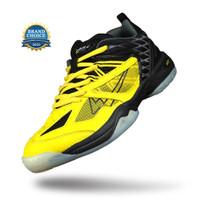Sepatu Eagle SSPro1 Yellow/Black– Sepatu Badminton
