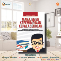 Buku Manajemen Kepemimpinan Kepala Sekolah Pengetahuan Manajemen