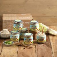 Grouu Baby Puree - 4 Jars - Stage2-8Bulan+