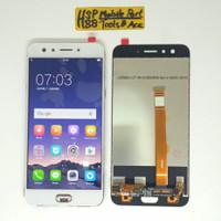 LCD TOUCHSCREEN OPPO F3 ORIGINAL - Hitam Putih