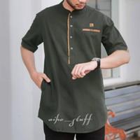 kurta Pakistan / baju pria / fashion muslim / koko modern