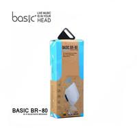 Basic Hifi Bluetooth Receiver BR-80 - Receiver saja