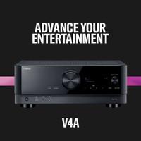 Yamaha AV RECEIVER RXV4A New model 2021
