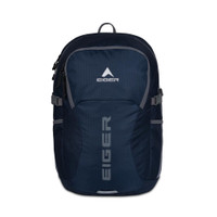 Eiger Diario Frontera 2A Laptop Backpack - Navy 25L