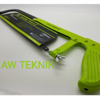 Gergaji Besi 12 inch Aolong Hacksaw high tension