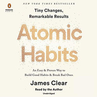 AUDIOBOOK Atomic Habits by James Clear