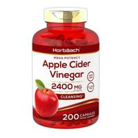 Horbaach 2400mg Apple Cider Vinegar   200 Pills