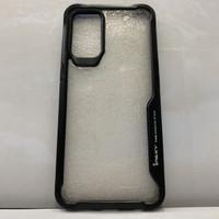 OPPO RENO 5 IPAKY CASE Black Soft Silicone Bumper