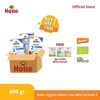 Holle Organic Infant Follow-on Formula 2 ( 3 pcs )