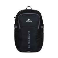 Eiger Diario Frontera 2A Laptop Backpack - Black 25L