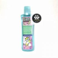 shampo kucing armani cat Flea and tick 200ml