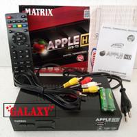 DVBT2 Set Top Box Matrix Apple HD DVB T2 TV UHF Antena Digital