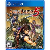 Preorder PS4 Samurai Warriors 5 (Region 3/Asia/English)