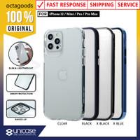 Case iPhone 12 Pro Max Mini OctaGoods Hybrid Soft Bumper Shock Casing