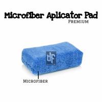 Microfiber Aplicator Pad - Busa Aplikator Wax - Dressing - Semirban