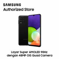 Samsung Galaxy A22 4G 6/128Gb - Hitam