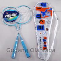 Raket Badminton Anak Karakter Isi 2 pcs / Raket Bulutangkis Anak