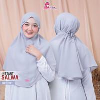 JILBAB INSTANT SALWA | Jilbab MiuLan Original | Daily Hijab Terlaris