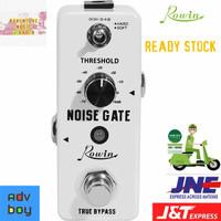 ROWIN NOISE GATE SUPPRESSOR LEF319 Mini Pedal Efek Gitar True Bypass