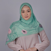 Zoya Flava Scarf - Hijab Kerudung Segi Empat