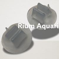 Dop sekat penyekat kaca aquarium aquascape