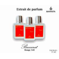 PROMO Parfum Baccarat Rouge 540 - Eau De Parfume Pria dan Wanita 35 ml
