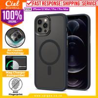 Case iPhone 12 Pro Max Mini Ciel Color Brick Mag MagSafe Matte Casing