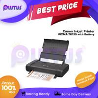 Printer Canon PIXMA TR150B Portabel Nirkabel With Battery