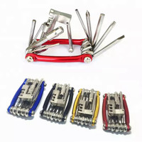 tool kit sepeda pemotong rantai knif tool set sepeda motor alat