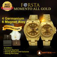 FORSTA MOMENTO 512 ALL GOLD | JAM TANGAN IMPORT | JAM TANGAN MEWAH