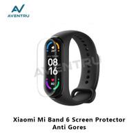 Anti Gores Screen Guard Pelindung Layar Xiaomi Mi Band 6 Miband 6