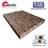 Kasur Royal Foam Rebounded Vario Orthopedic King Size 180 x 200