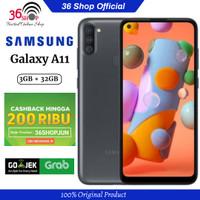 Samsung Galaxy A11 Ram 3/32GB- Garansi Resmi 1 Tahun