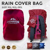 Rain cover bag jas hujan tas Bag cover Rain coat outdoor