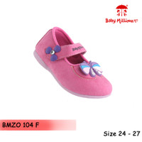 Baby Millioner BMZO 104-F /sepatu anak kecil /sepatu bayi / baby shoes