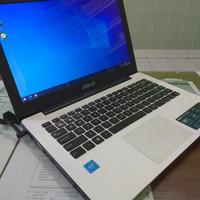 ASUS X453S RAM 4GB White Fullset