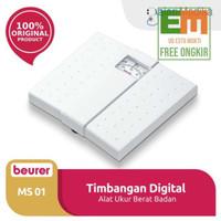 Bebas Ongkir Timbangan Badan Manual Beurer Ms 01 - Ms01 Mustikashop666