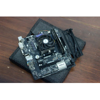 Sepaket Athlon X4 950 | ASrock A320M-HDV | Team 8GB (2x4GB) DDR4 2400