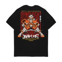 Kaos Pria Kizaru T-Shirt Kizaru Anime Boku No hero BAKUGO DYNAMIGHT