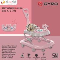 Baby Walker GYRO - GY 701