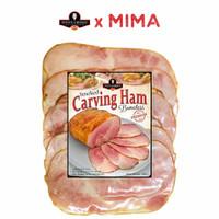Sven's Choice Ham Babi Asap Smoked Carving Ham Boneless