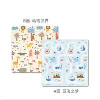Boronglah Karpet/ Matras / PlayMat Karpet Bayi Bright Crown Motif Lucu - MOTIF D