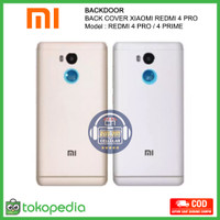 Backdoor Xiaomi Redmi 4 Pro / 4 Prime Tutup Baterai Casing Belakang