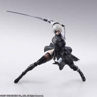 Action Figure Anime Jepang NieR Automata YoRha 2B PVC