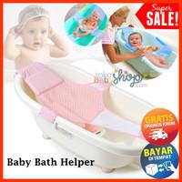 Jaring Mandi Bayi Baby Bath Helper Alat Bantu Mandi COD