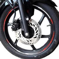 Honda Universal 17 Inch Sport Rim Velg Sticker Pelek Sepeda Motor VR